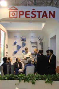 Iran HVAC&R Teheran, Iran 18-21. Oktobar, Hala No.7 Štand F02 4