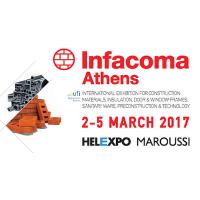 Infacoma + Aquaterm Atina, Grčka 02.03.-05.03 štand 37A