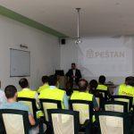 Partneri iz Irana u poseti kompaniji Peštan 8