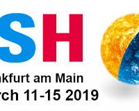 ISH Frankfurt, Germany 11. 3 — 15. 3. Hall 5.1, Stand E 08