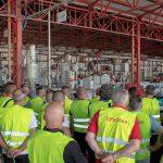 Visit of Metaloproizvod company 4