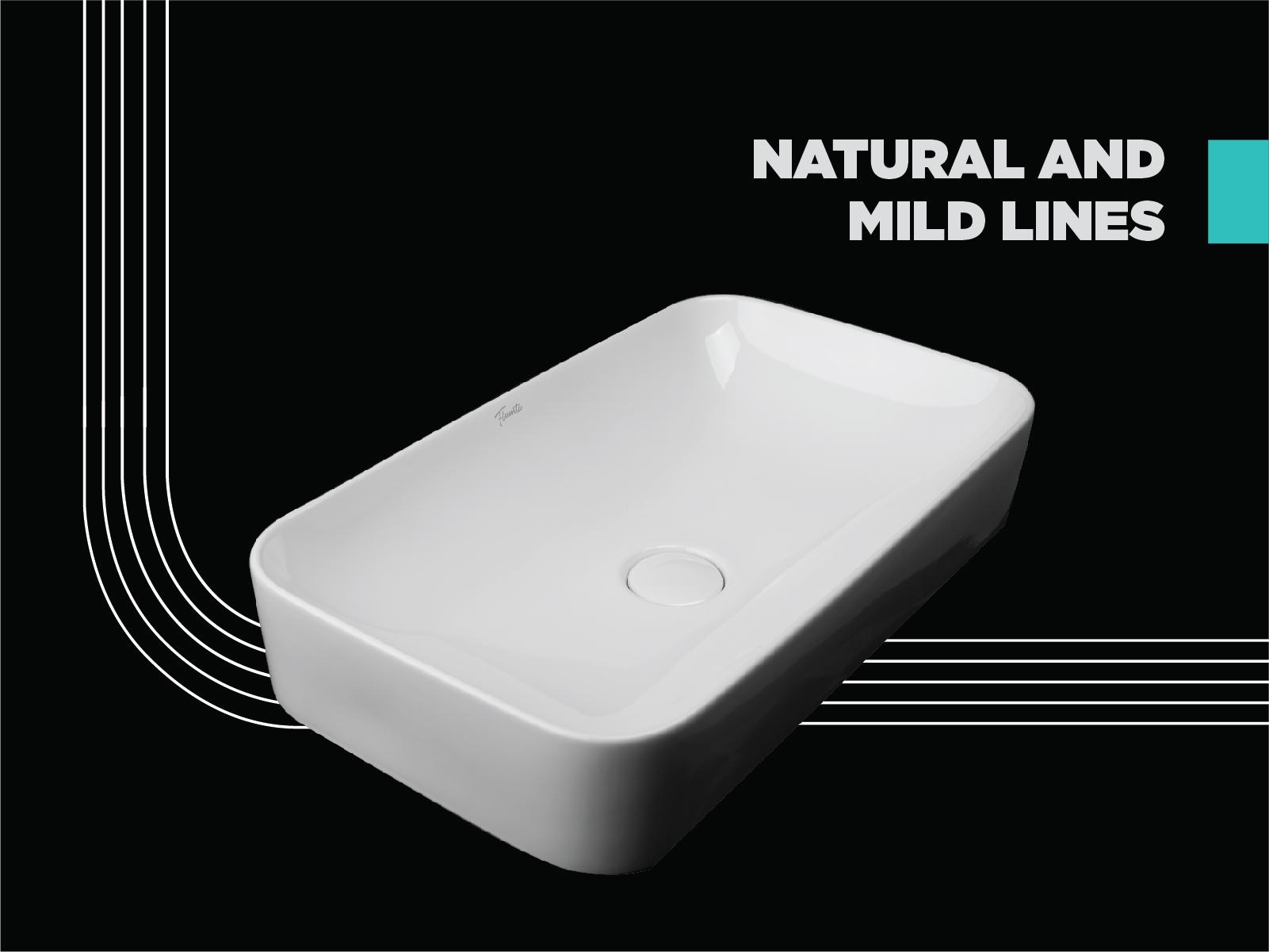 Harmony of shape - Fluenta sanitary ceramics 3