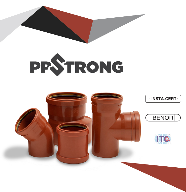 NEW: PP Strong and HTPP assortment expansion