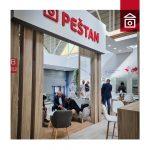 Nastup kompanije Peštan na Cersaie sajmu